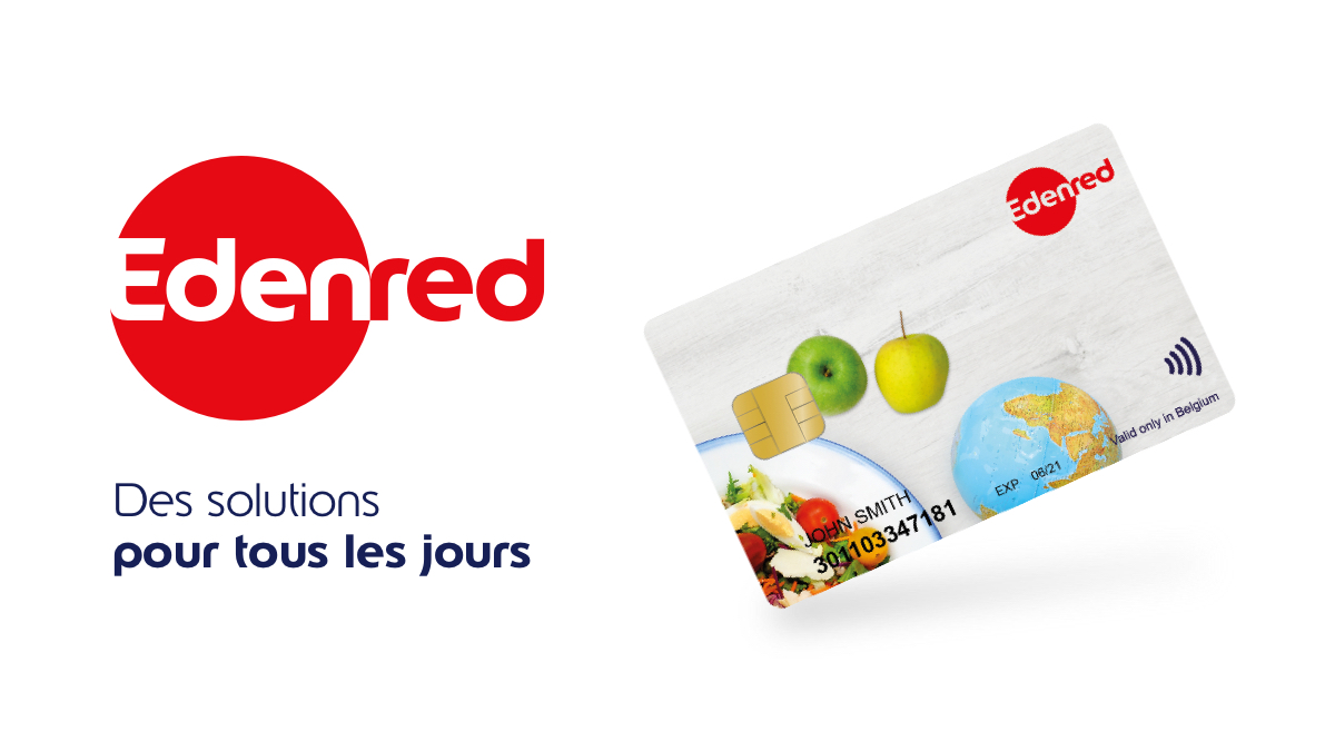 Myedenred Be Activer Ma Carte
